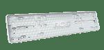 Пластиковая рамка RCS-light (черная)