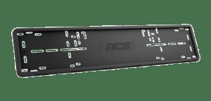 Силиконовая рамка RCS (черная)